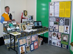 RamsTrust's display